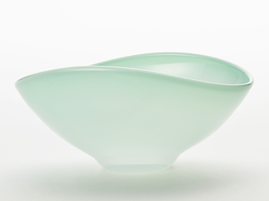iroiro小鉢 翡翠    Small Glass Bowl